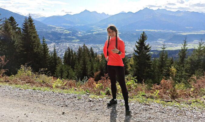 Alpy i bieganie
